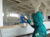 Дезинфекция – ряд санитарных мероприятий направленных на уничтожение возбудителей опасных инфекций, обеззараживание опасных токсинов и уменьшение до безопасного уровня количества различных микроорганизмов.